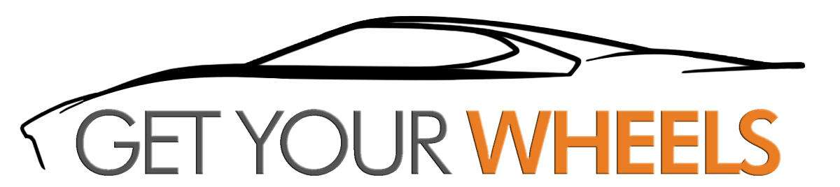 Get Your Wheels logo in color